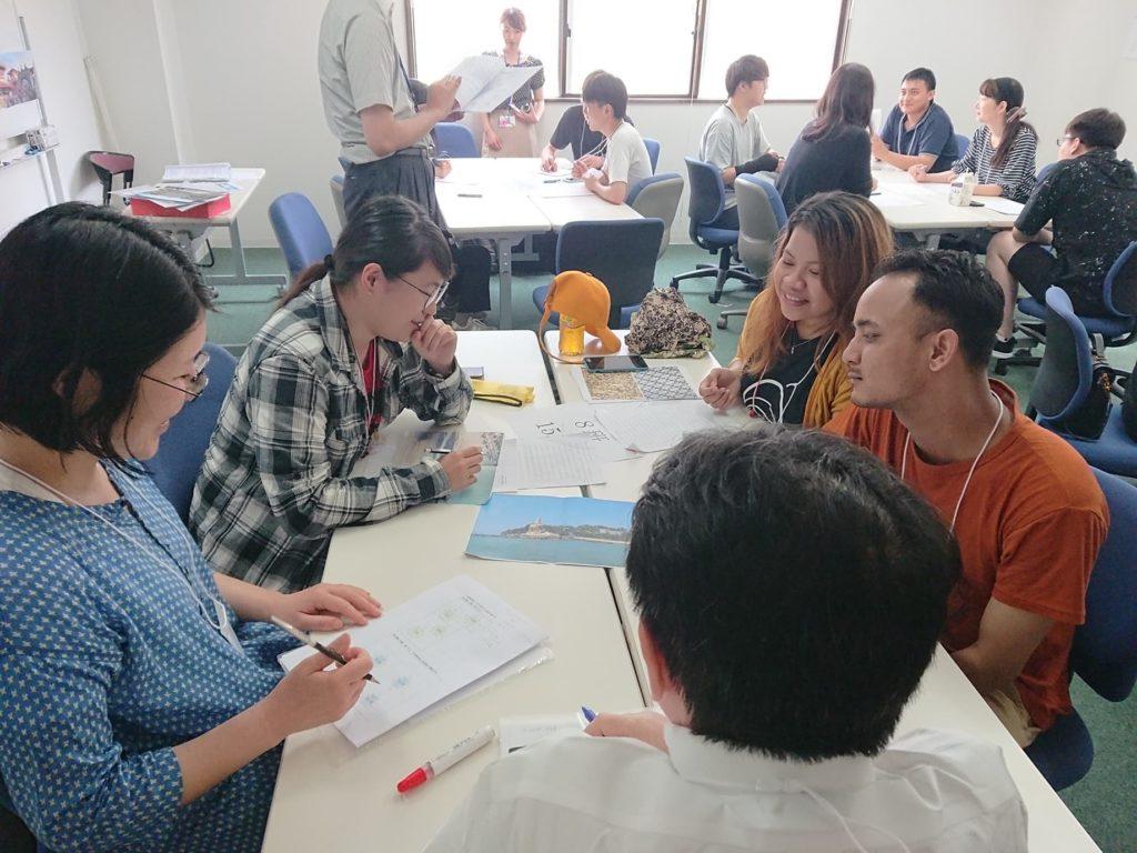 海外で日本語を学ぶ留学生の数