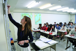 様々な職種・職業から日本語教師へ!
